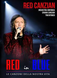 Red in Blue. Le canzoni della nostra vita (DVD) - DVD