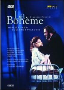 Giacomo Puccini. La Boheme di Francesca Zambello,Brian Large - DVD