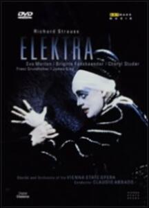 Richard Strauss. Elektra di Harry Kupfer - DVD