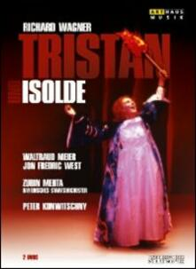 Wagner Richard. Tristano e Isotta (2 DVD) di Peter Konwitschiny - DVD