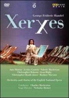 Georg Friedrich Händel. Xerxes (DVD) - DVD di Lesley Garrett,Ann Murray,Georg Friedrich Händel