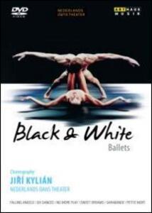 Black & White Ballets - DVD