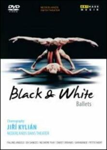 Black & White Ballets (DVD) - DVD