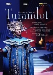 Turandot (DVD) - DVD di Giacomo Puccini,Donald Runnicles