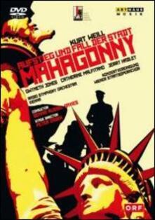 Kurt Weill. Aufstieg und Fall der Stadt Mahagonny - DVD