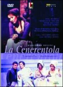 Gioacchino Rossini. La Cenerentola di Michael Hampe,Claus Viller - DVD