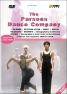 The Parsons Dance Company di Thomas Grimm - DVD