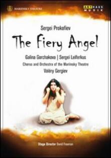 Sergei Prokofiev. L'angelo di fuoco. The Fiery Angel (DVD) - DVD di Sergej Sergeevic Prokofiev,Valery Gergiev,Sergei Leiferkus,Galina Gorchakova