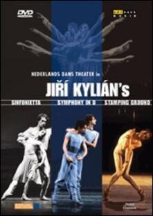 Sinfonietta - Sinfonia in Re - Stamping Ground (DVD) - DVD
