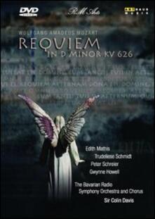 Wolfgang Amadeus Mozart. Requiem di Hugo Kach - DVD