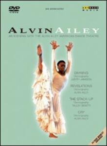 An Evening with the Alvin Ailey American Dance Theatre - DVD