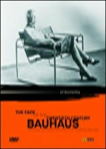 Bauhaus. The Face of the 20th Century di Frank Whitford - DVD