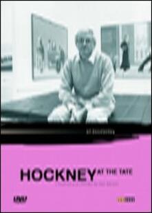 David Hockney. At the Tate di Alan Benson - DVD