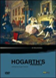 Hogart Williams. Hogath's Progress di Roger Parsons - DVD