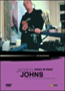 Jasper Johns. Ideas in Paint di Rick Tejada Flores - DVD