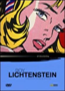 Roy Lichtenstein di Chris Hunt - DVD