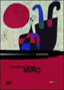 Theatre of Dreams. Mirò di Robin Lough - DVD