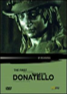 Donatello. The First Modern Sculptor di Ann Turner - DVD