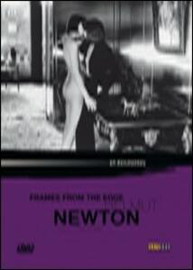 Helmut Newton. Frames from the Edge di Adrian Maben - DVD