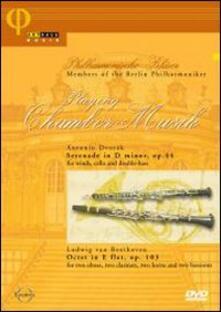 Playing Chamber Musik. Philharmonische Blaser - DVD