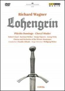 Richard Wagner. Lohengrin (2 DVD) di Brian Large - DVD