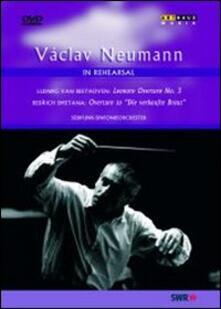 Václav Neumann. In Rehearsal (DVD) - DVD di Vaclav Neumann