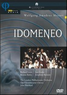 Wolfgang Amadeus Mozart. Idomeneo di David Heather - DVD