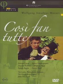 Wolfgang Amadeus Mozart. Così fan tutte (DVD) - DVD di Wolfgang Amadeus Mozart