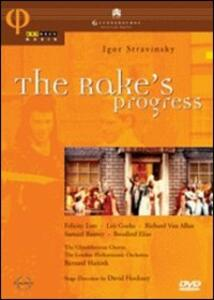 Igor Stravinsky. The Rake's Progress. Carriera di un libertino - DVD