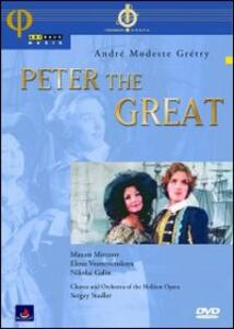 André Modeste Grétry. Peter the Great - DVD