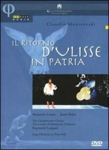Claudio Monteverdi. Il ritorno di Ulisse in patria - DVD