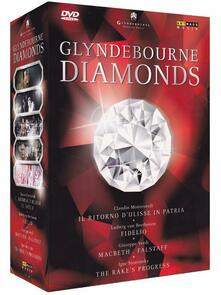 Glyndebourne Diamonds (5 DVD) di Michael Hadjimischev,Peter Hall,Dave Heather