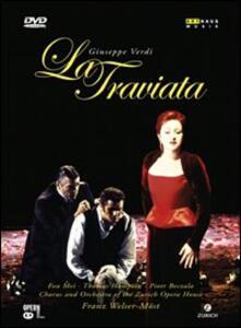 Giuseppe Verdi. La Traviata di Jürgen Flimm - DVD
