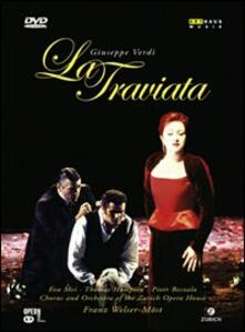 Giuseppe Verdi. La Traviata (DVD) - DVD di Giuseppe Verdi