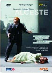 Christoph Willibald Gluck. Alceste di Jossi Wieler,Sergio Morabito - DVD
