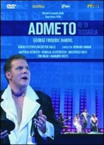George Frideric Handel. Admeto (2 DVD) - DVD