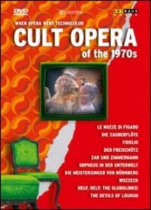 Cult Opera of the 1970s (10 DVD) - DVD