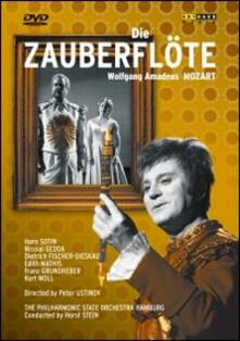Wolfgang Amadeus Mozart. Il flauto magico. Die Zauberflöte - DVD