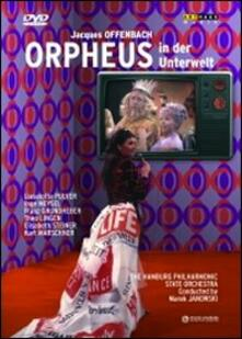 Jacques Offenbach. Orpheus in der unterwelt. Orfeo all'inferno - DVD