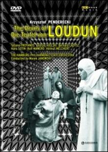 Krzysztof Penderecki. Die Teufel Von Loudun. The Devils of Loudun - DVD
