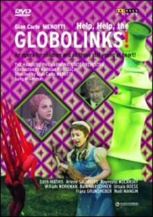 Gian Carlo Menotti. Help, Help, The Globolinks! - DVD