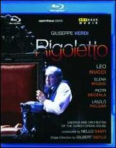 Giuseppe Verdi. Rigoletto di Gilbert Deflo,Felix Breisach - Blu-ray