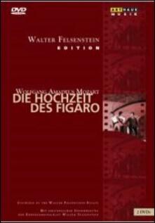 Wolfgang Amadeus Mozart. Le nozze di Figaro. Die Hochzeit Des Figaro (2 DVD) - DVD di Wolfgang Amadeus Mozart