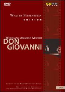 Wolfgang Amadeus Mozart. Don Giovanni (2 DVD) di Walter Felsenstein - DVD