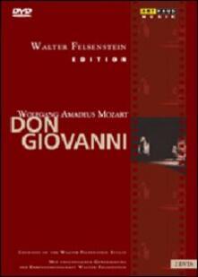 Wolfgang Amadeus Mozart. Don Giovanni (2 DVD) - DVD di Wolfgang Amadeus Mozart,György Melis