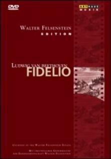 Ludwig van Beethoven. Fidelio di Walter Felsenstein - DVD
