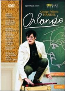 Georg Friedrich Handel. Orlando (2 DVD) di Jens-Daniel Herzog - DVD
