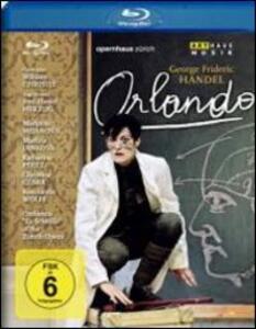 Georg Friedrich Handel. Orlando di Jens-Daniel Herzog - Blu-ray