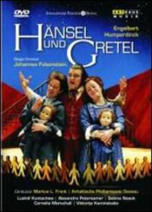 Engelbert Humperdinck. Hänsel e Gretel di Johannes Felsenstein - DVD