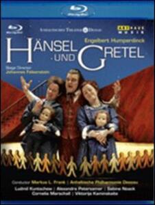 Engelbert Humperdinck. Hänsel e Gretel di Johannes Felsenstein - Blu-ray